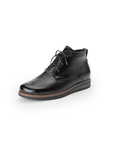 abc02ecd Waldläufer - Havida lace-up ankle boots in 100% leather - black