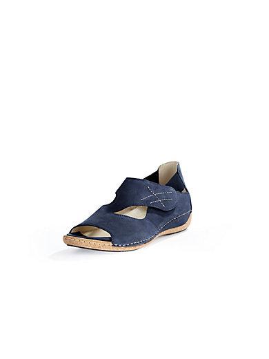 Waldläufer - Les sandales en cuir, modèle HELIETT