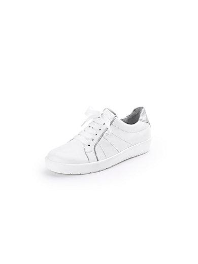 Waldläufer - Les sneakers en cuir nappa, modèle sport HANCETA