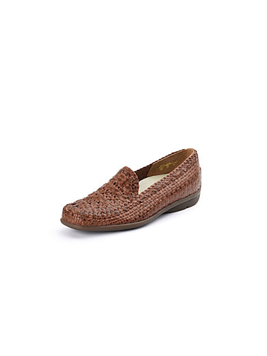 "Waldläufer - Plaited loafers ""Harriet"""