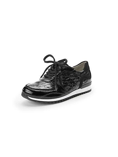 abe25a610c8 Waldläufer - Sneakers för kvinnor, modell Hurly - svart