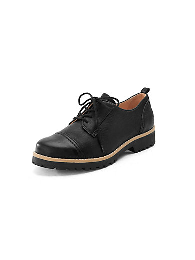 d0cd7c8c0c Werner Schuhe - Lace-up shoes Eddy in 100% leather - black