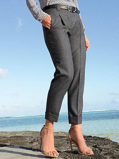 Windsor - 7/8-broek van 100% scheerwol