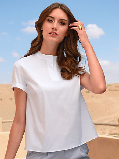 Windsor - Blouse with 1/2-length sleeves