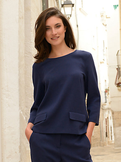 Windsor - Blouse with 3/4-length