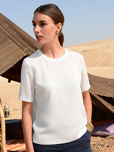 Windsor - Blouse with short sleeves
