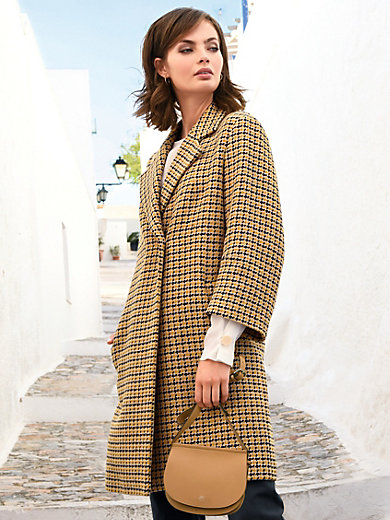 Windsor - Coat with 7/8-length sleeves