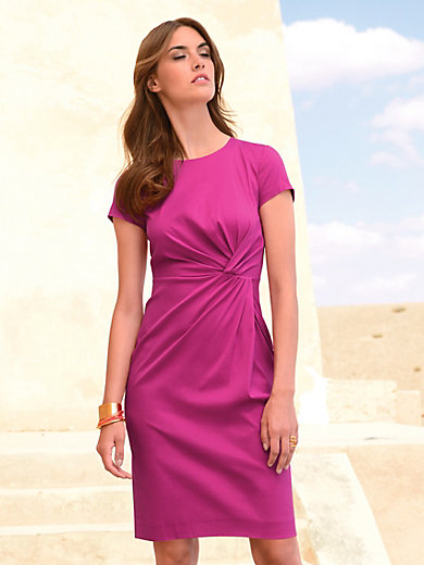 Windsor - Dress with 1/2-length sleeves