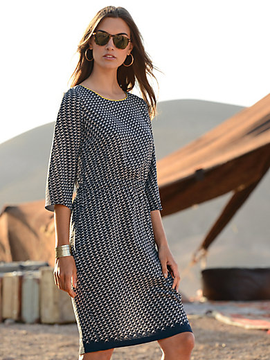 Windsor - Dress with 3/4-length sleeves
