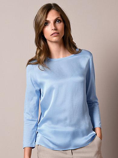 Windsor - La blouse manches 3/4 100% soie