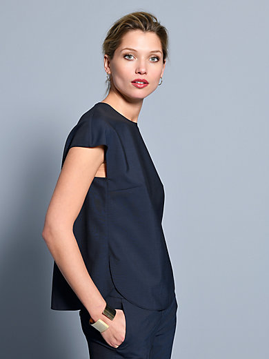 Windsor - Pull-on top with cap sleeves