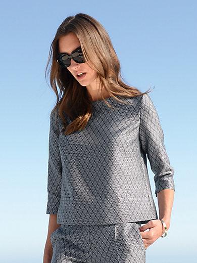 Windsor - Schlupf-Bluse mit 3/4 Arm