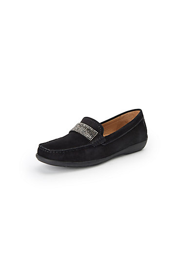 7109532b09273 Wirth - Les mocassins en cuir - noir