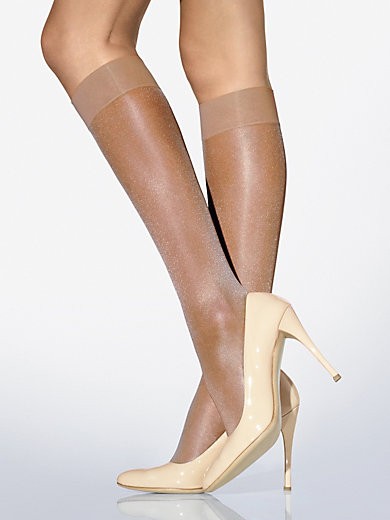 Wolford - Feinkniestrumpf SATIN TOUCH 20 KNEE-HIGHS