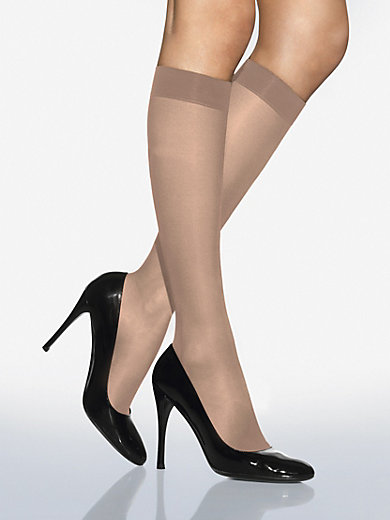 "Wolford - Kniestrumpf ""Pure Energy 30 Leg Vitalizer"""