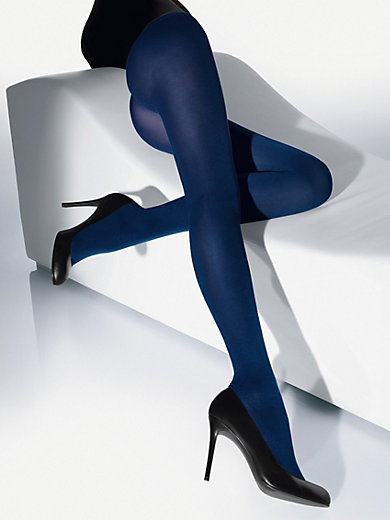 Wolford - Strumpfhose COTTON VELVET TIGHTS