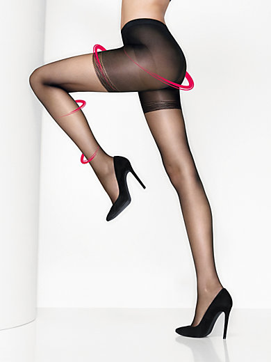Wolford - Strumpfhose INDIVIDAL 10 COMPLETE SPORT TIGHTS