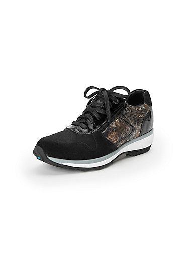 0e40d9360cba battlestar galactica deadlock key Sneaker Jersey aus 100% Leder