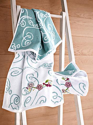 Yves Delorme - La serviette invité, env. 40x70cm