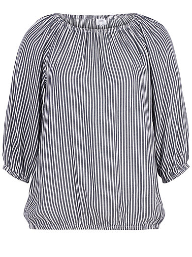 zizzi - Bluse mit Streifen