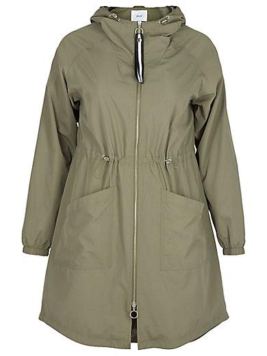 zizzi - Outdoor-Jacke im sportiven Parka-Style