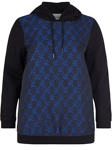 zizzi - Sweatshirt mit Kapuze