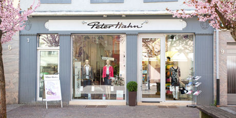 440061de709abc Peter hahn modehaus ballindamm hamburg. Peter Hahn  Mode   Musik ...